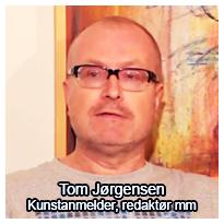Tom Jørgensen besvarer dine spørgsmål om kunstbranchen